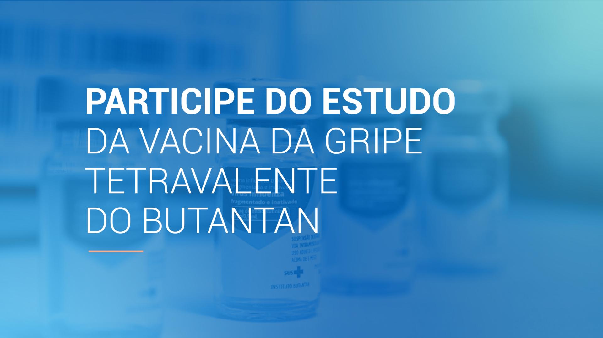 HSL-PUCRS conduz testes da vacina tetravalente em parceria com o Instituto Butantan